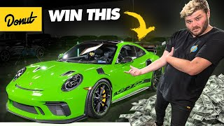 YOU could WIN this Porsche + $20K CASH | Bumper 2 Bumper