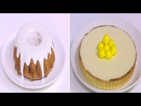 كيكة كريمة جوز الهند - تارت بارفية الليمون : زي السكر حلقة كاملة