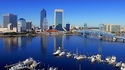 DJI Phantom 3 - First Flights Around Jacksonville Florida - Great Views 4K Drone