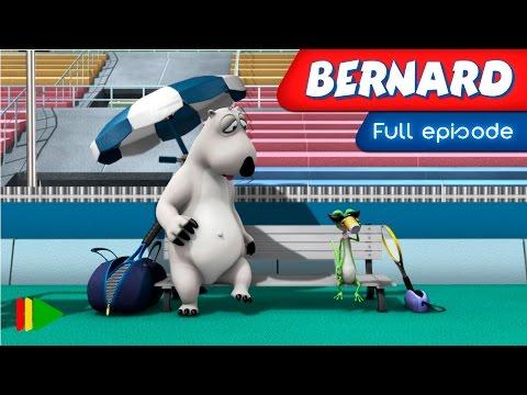 Bernard Bear - 146 - Tennis 3