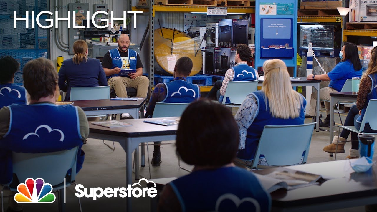Download Garrett's Town Hall Goes off the Rails - Superstore