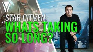 Star Citizen - What's taking so long?