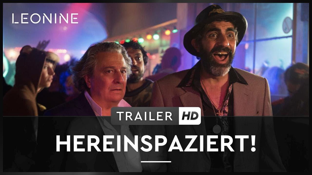 Hereinspaziert! - Trailer (deutsch/german; FSK 0)