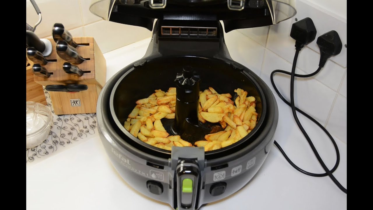 Tefal Actifry 2 In 1 Frying Chips Youtube
