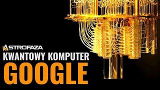 Kwantowy komputer Google pokonał tradycyjny superkomputer? - Technologie Przyszłości
