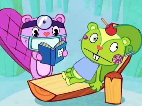 Мультфильм счастливые лесные друзья