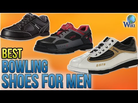 10 Best Bowling Shoes For Men 2018