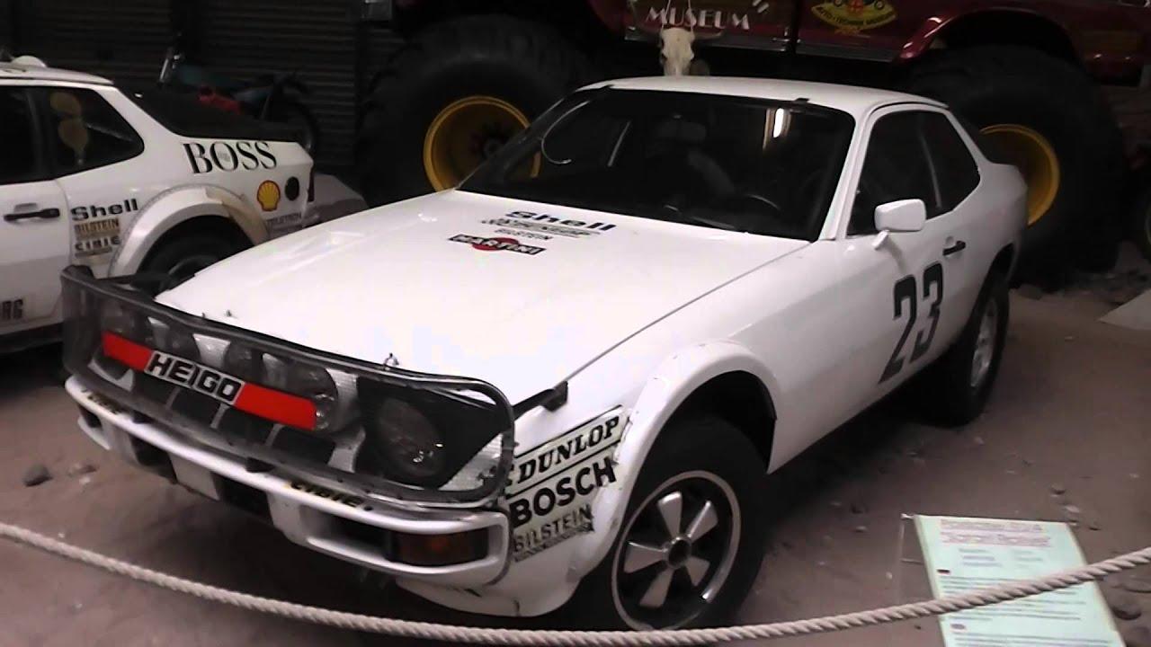Race Car Safari