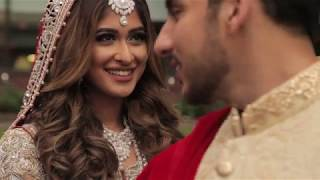 SUNNIA WEDS ZESHAN 2018 HIGHLIGHT VIDEO | Pakistani Wedding