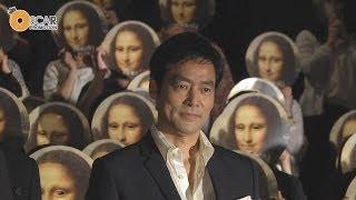 村上弘明が5月31日、映画「万能鑑定士Q‐モナ・リザの瞳‐」の公開初日舞...