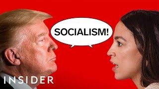 How Republicans Accidentally Caused The Rise Of Socialism