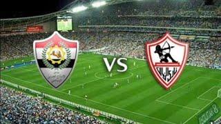 مشاهدة مباراة الزمالك والانتاج الحربي اليوم بتاريخ 13 09 2020 في الدوري المصري