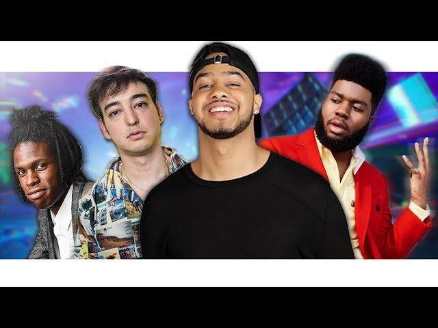 Sing Trolling on FORTNITE | 4rif, Joji, Khalid & Daniel Caesar! | + NEW ALBUM!