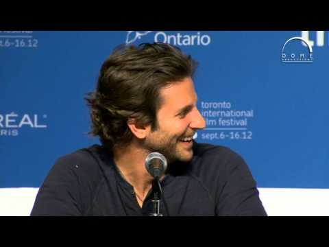 SILVER LININGS PLAYBOOK Press Conference | Festival 2012