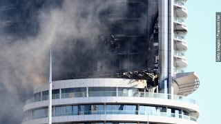 Dubai Ruler's Son Among Address Hotel Firefighters - Newsy