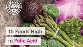 15 Foods High In Folic Acid