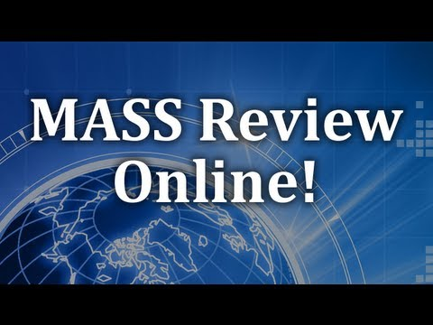 MASS Exam Review  - Tension Lesson