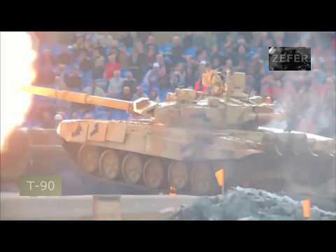 """Т-14 """"Армату"""" сменит танк на новых физических принципах."""