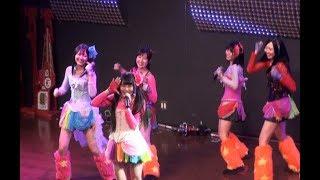 【2019年3月25日】大鈴はるみ(19)が仮面女子カフェでスチームガールズ...