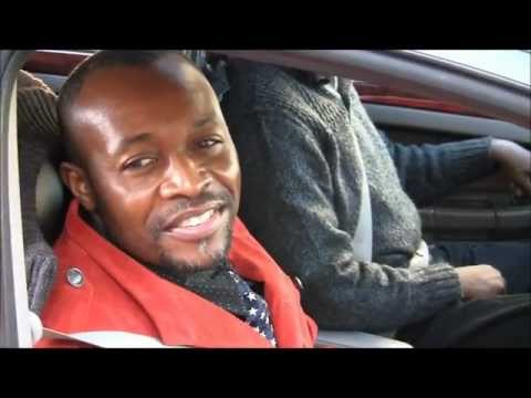 Souleymane Kabwe & Best Friends Visiting New York City (USA)