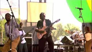 Oliver Mtukudzi - Hear Me Lord (Live at Reggae On The River)