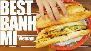 BEST BANH MI TOUR IN VIETNAM - 3 Spots in Hoi An