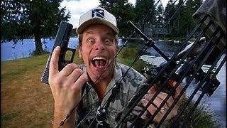 Ted Nugent: I Killed 455 Pigs with Machine Gun for Bill Maher & 'Animal Rights Freaks'