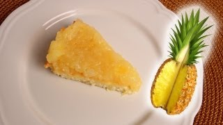 Ricotta Pineapple Pie Recipe - Laura Vitale - Laura In The Kitchen Episode 358