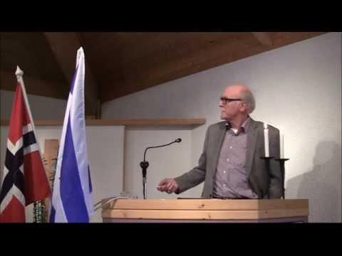 Professor emeritus, urolog og kirurg,  Dr. Med. Kjell Tveter. Foredrag 3 av 4.