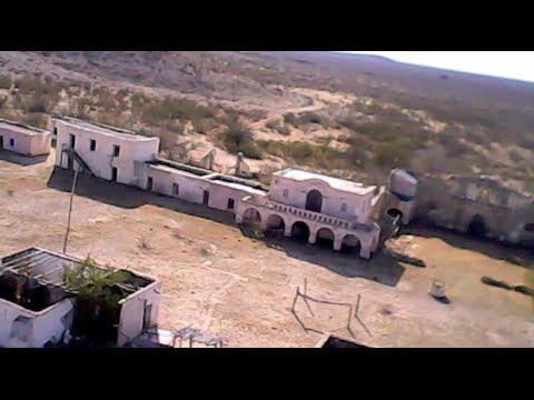 John Wayne's Alamo - ABANDONED - Movie Set & Village