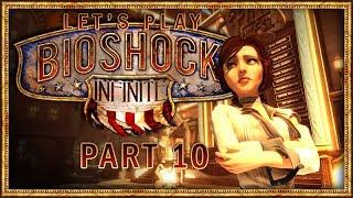 Bioshock Infinite - Teil 10 - Das Leben von dem Subjekt(BLIND/HD/Lets Play)