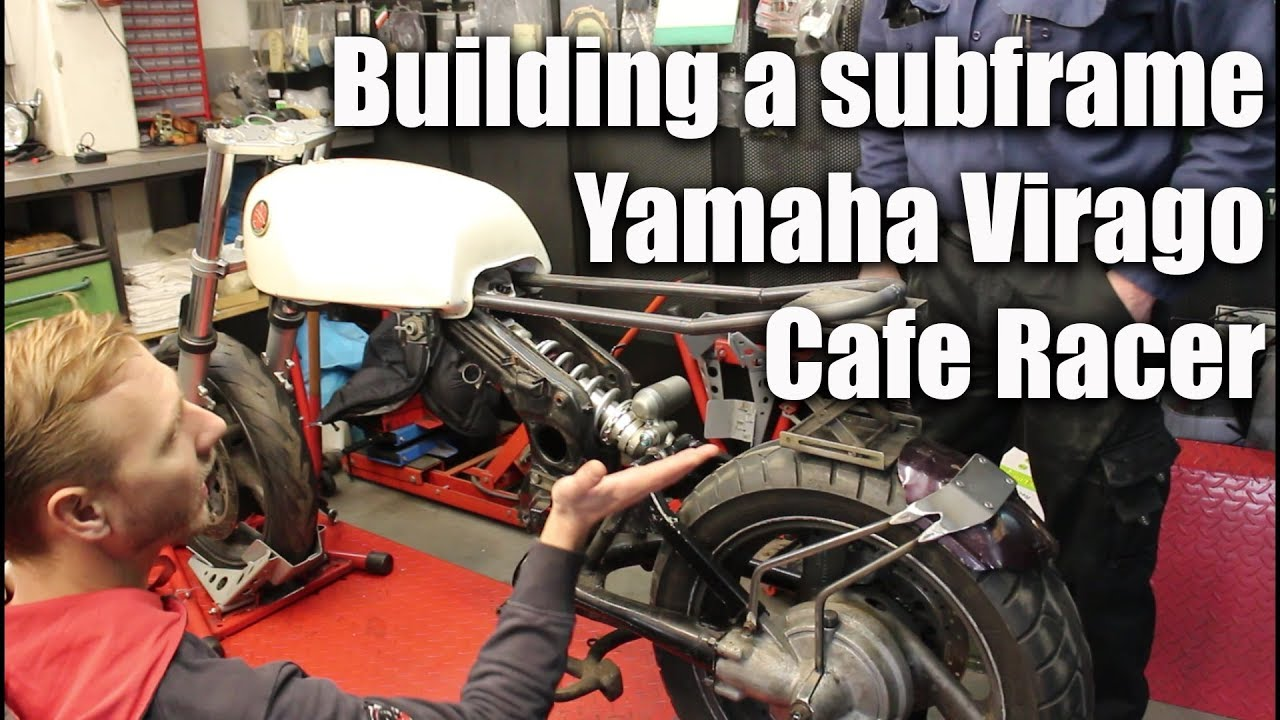 Building A Cafe Racer Youtube