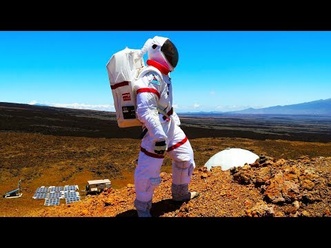 Fake Mars Crew Emerges From Isolation