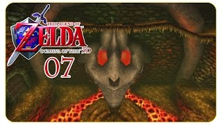 Dodongos Höhle #07 The Legend of Zelda: Ocarina of Time [3DS] - Let's Play