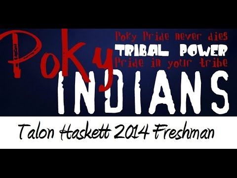 Talon Haskett Pocatello High School Freshman Football 2014 Highlights