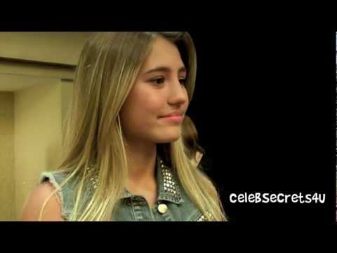 Lia Marie Johnson Set To Star In A Movie With CODY SIMPSON!