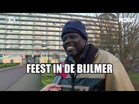 Feest in de Bijlmer
