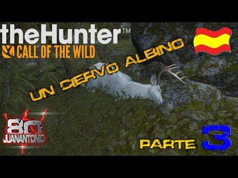 The Hunter: Call of the Wild -A por el Rhino 454 y he visto un Ciervo Albino [Gameplay español] - 동영상