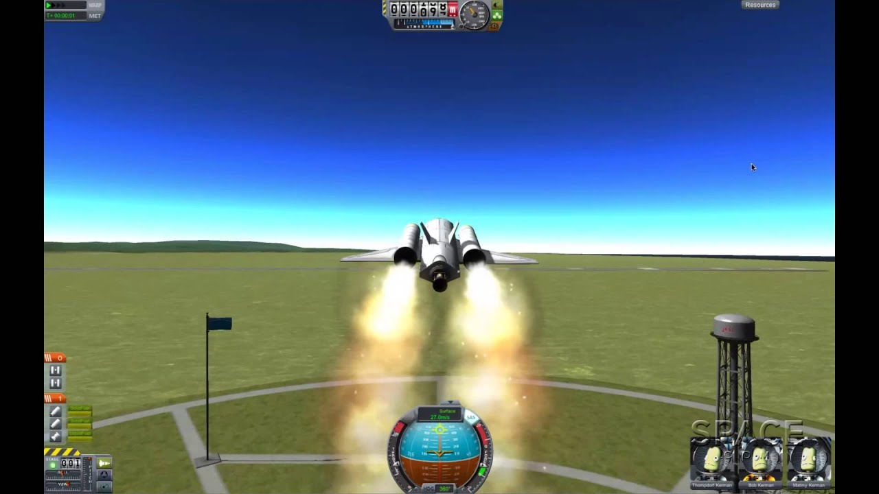 Build And Fly Your Own Rockets In Kerbal Space Program ...