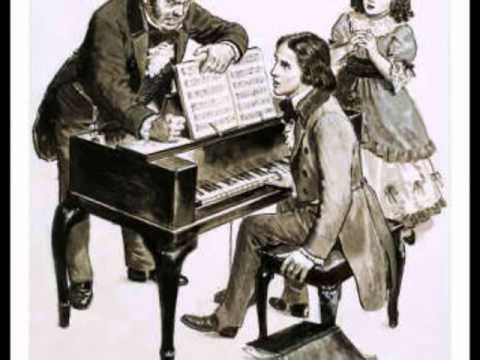 The Romantic Life and Tragedy: Robert Schumann (1810-1856) PART 1