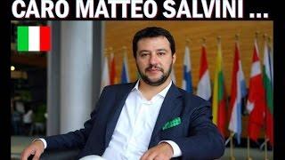 Caro Matteo Salvini per favore rispondimi !!!