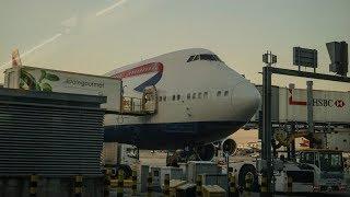 TRIP REPORT - BA 747 // Dallas ft Worth to London Heathrow