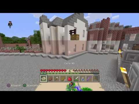 minecraft the walking craft saison 1 épisode 4 - un groupe en ville