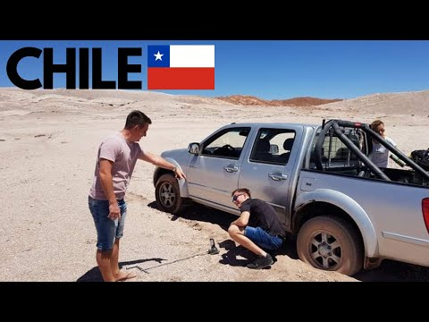 Ameryka Express -  odc. 2 Chile na przypale