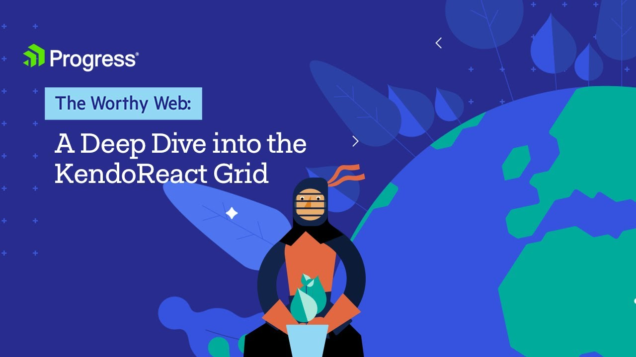 The Worthy Web Show: A Deep Dive into the KendoReact Grid