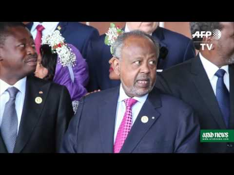 African leaders arrive for AU summit