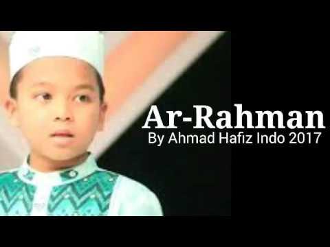 Download Lagu MASYAALLAH , [FULL] Bacaan Surah Ar-Rahman oleh Ahmad HI 2017