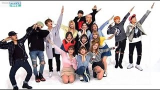 Bts and Twice similarities