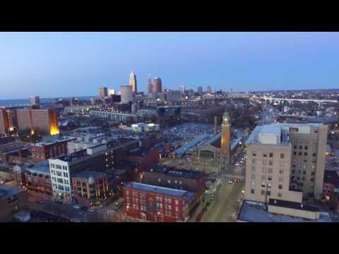 Ohio City - Cleveland, Ohio - DJI Phantom