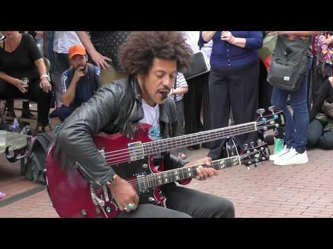 Lewis Floyd Henry.  sound like Jimi Hendrix.
